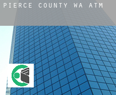 Pierce County  atms