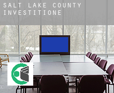 Salt Lake County  Investitionen
