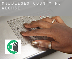 Middlesex County  Wechsel